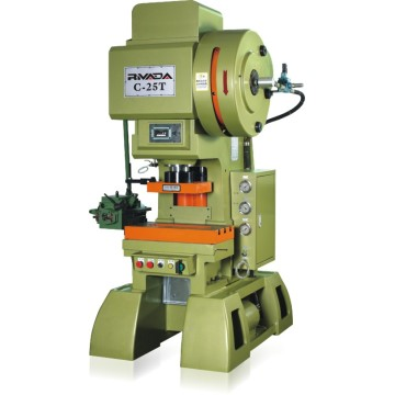 OEM for China C Frame High Speed Press Machine,High Speed Press Machine,High Precison Punching Press Machine Manufacturer High speed Metal button stamping press machine export to Haiti Supplier