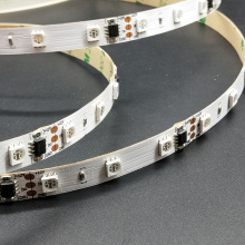 Top for WS2811 RGB LED Strip Digital Ws2811 48Led RGB strip light DC12V supply to Netherlands Factories