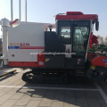 fuel consumption sixteen litre rice combine harvester