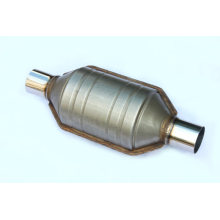 Round Stainless Steel 409 Catalytic Converter