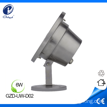 Landscape underwater decoration 6W underwater led lamp