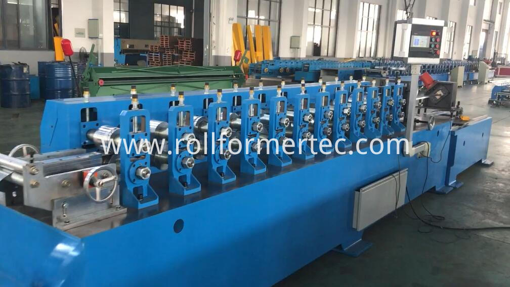 Ceiling C stud and track rollformers (7)