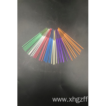 Metallic Colors Raw Incense Sticks