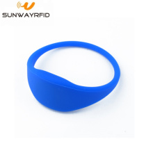 Top Quality for RFID Enabled Wristband Logo Laser Bracelet for Events Silicone RFID Wristbands supply to Mali Factories