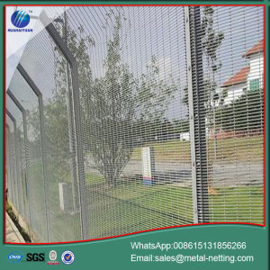 security anti climb fence 358 wended fence