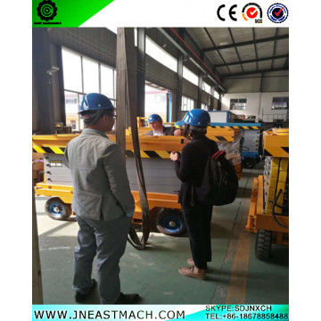 2.0t 6m Workshop Crane Aerial Work Scissor Lift