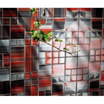 Artistical Painting Glass Mosaic
