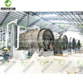 Waste Pyrolysis Wood Syngas