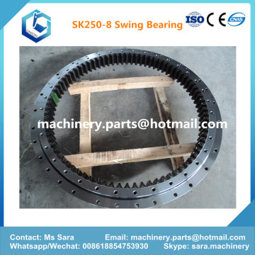 Excavator Slewing Bearing Ring Cicle Gear SK250-8