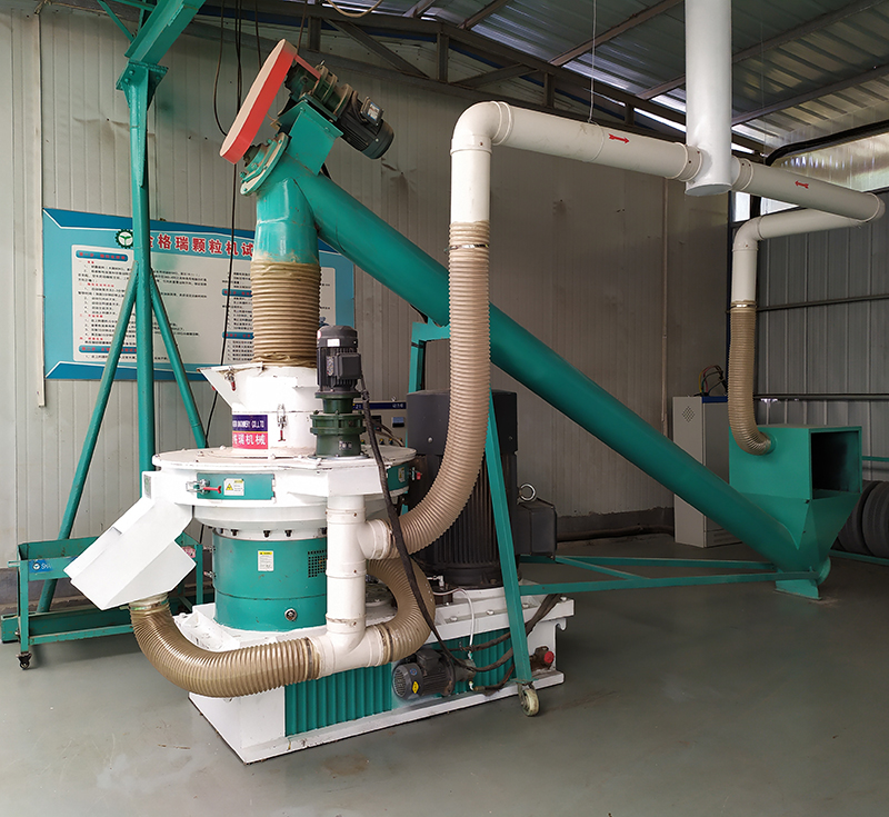 pellet mill machine