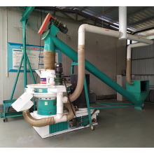 1-2t/h Biomass Wood Pellet Mill