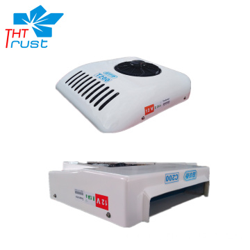 roof mounted refrigerator cooling chiller unit