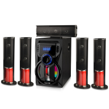 professional factory provide for 5.1 Home Theater 5.1 6.5 inch speaker sub woofer supply to Armenia Factories