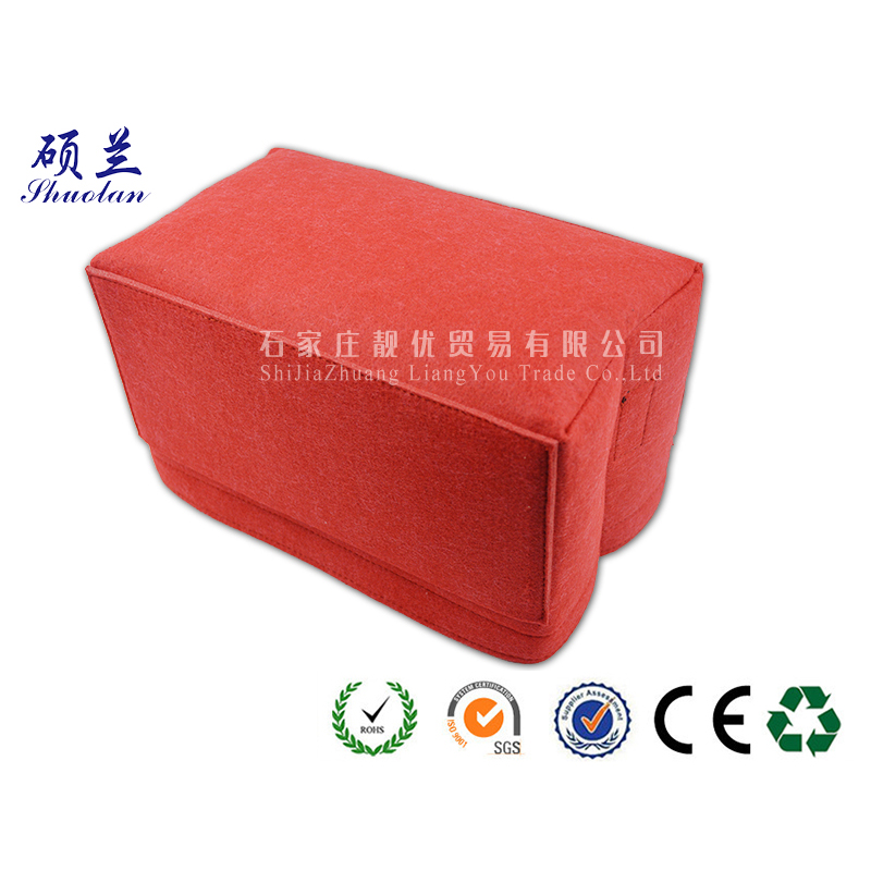 Good Quality Felt Cosmetic Bag