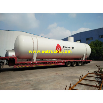 50tons Industrial Bulk Propane Tanks
