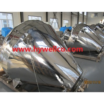 Conical Screw Vacuum Mixer Dryer
