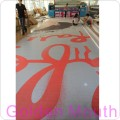 Large Size Printed Outdoor Banners