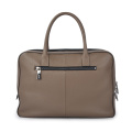 Men And Women Business Bag Luxury Leather Briefcase