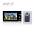 Color Video Intercom System for Home