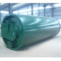 fast installation waste tires pyrolysis plant