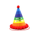 Decorative Happy Birthday Cap
