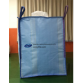 Jumbo bag for Polypropylene particles