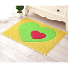 Environmental waterproof antislip logo pvc coil door mat