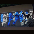 WALL DECORATION NEON LIGHT BOARD
