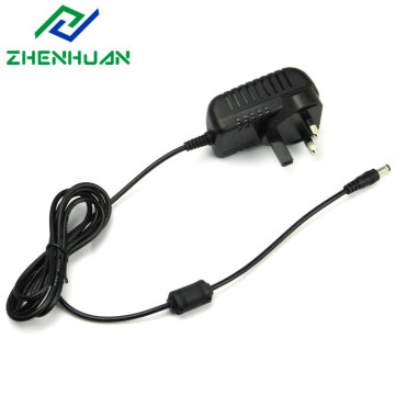 12V 1A CE Approved power adaptor UK