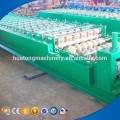 roof sheet double glazed tile forming machine
