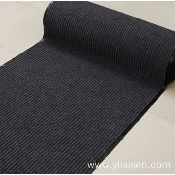 Striped design anti-slip waterproof home mat