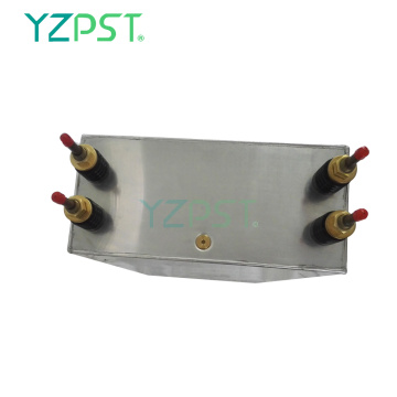 Factory sale film 1.95KV electric heating capacitors 535Kvar