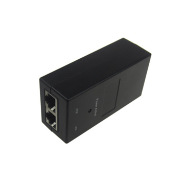 low power 48v 1a poe power adapter