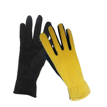 2018 Trendig nyaste design Pretty Polyester Fleece Glove