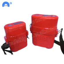 45mins Compressed oxygen portable self rescuer respirator