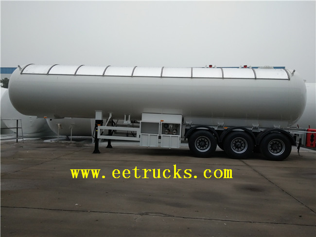 3 Axle LPG Semi Trailers