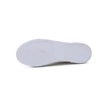 Women Low Top Canvas Shoes White