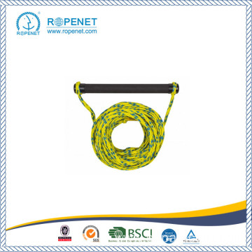 Colorful PE Ski Rope With UV Stabilizer