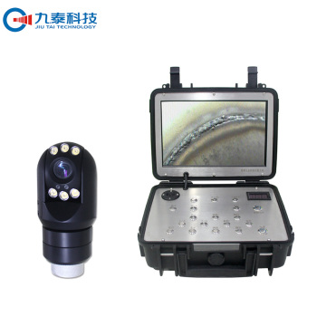 Pipe Tank telescopic cameras inspection