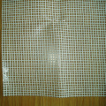 Clear Leno Mesh Tarp Greenhouse Cover