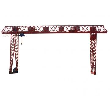10Ton Electric Single Girder Gantry Crane Price