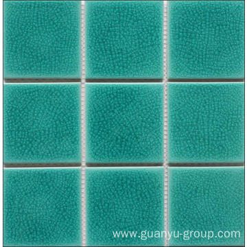 Glazed Porcelain Mosaic Tile
