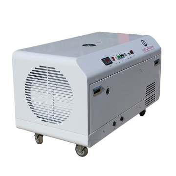 5000 Watts Silent Type Natural Gas/Liquefied Petroleum Gas Generator