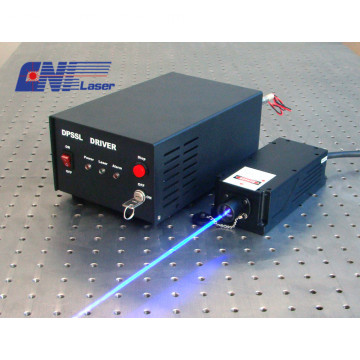 473nm SIngle Longitudinal Blue Laser For Raman Spectroscopy