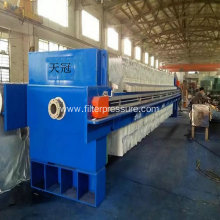 Mineral Slurry Dehydration Frame Filter Press