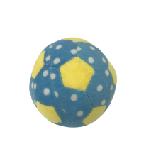 Baby Soft Football Blue