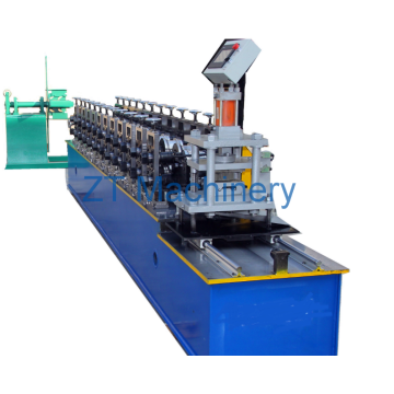Garage Roller Shutter Door Making Machine