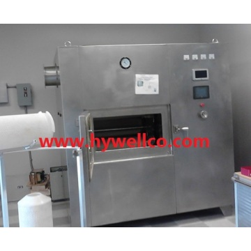 Microwave Vacuum Dryer for Kiwi