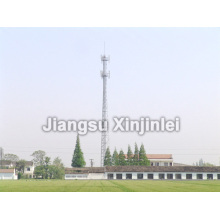 OEM China for Telecommunication Tower Telecommunication Steel Tower supply to China Macau Manufacturers