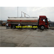 FAW 31.5m3 Gasoline Transport Tank Trucks